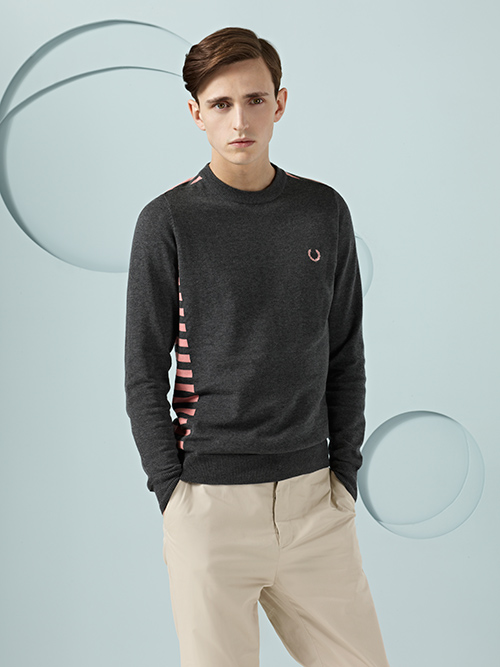 Alex Dunstan0223_FRED PERRY LAUREL WREATH SS13(Fashion Press)