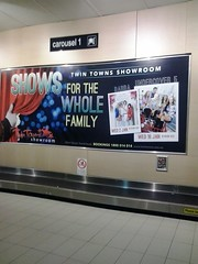 Concert Promo - Gold Coast Airport