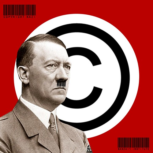 COPYRIGHT NAZI by Colonel Flick/WilliamBanzai7