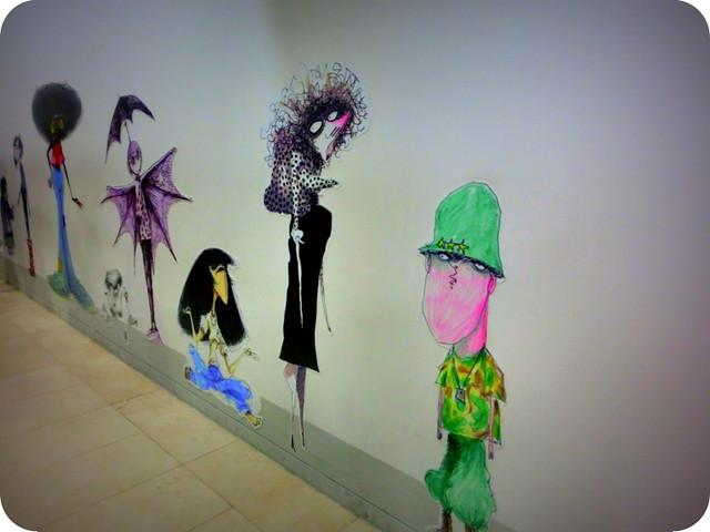 Tim-Burton-exhibit-Seoul-SEMA