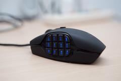 羅技 G600 遊戲滑鼠, 8200dpi, 20 按鍵打造 MMO 遊戲最佳夥伴 @3C 達人廖阿輝
