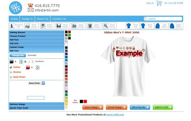 T Shirt Design Software Flickr Photo Sharing