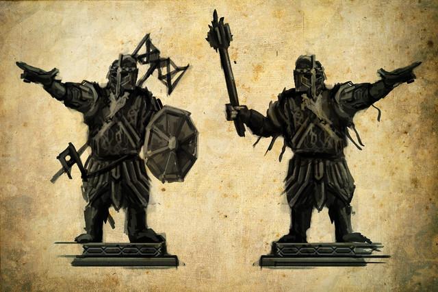Erebor Statue2