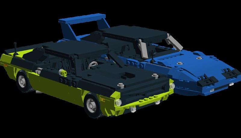 Plymouth AAR Cuda & Superbird