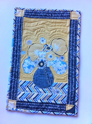 MQG Madrona Road Challenge Mini Quilt