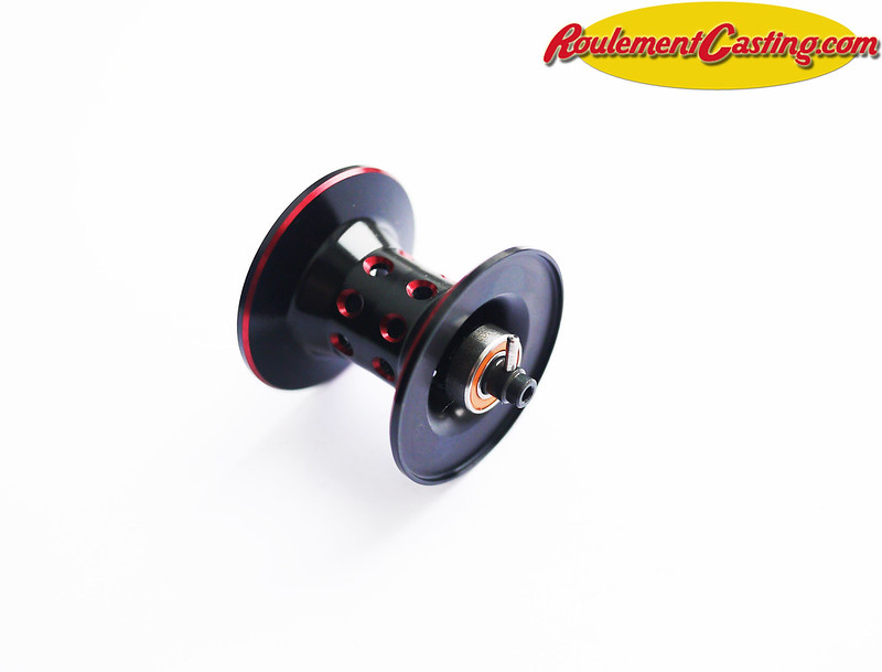 Abu Revo SX Generation 3 Boca Bearings #12
