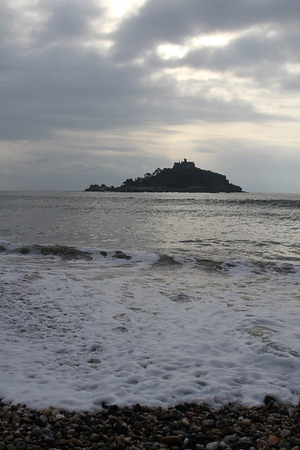 St.Michael's Mount 21st January 2013 by Stocker Images