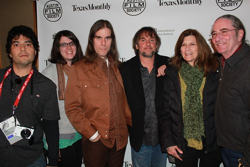 The Texas Party at Sundance