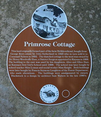 Photo of Brown plaque № 12063