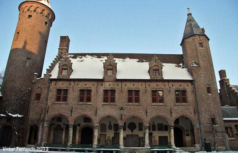 Iglesia de Nuestra Señora - Brujas - Bélgica