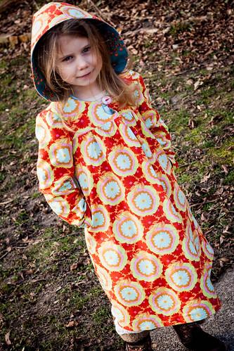 her winter dress (2)
