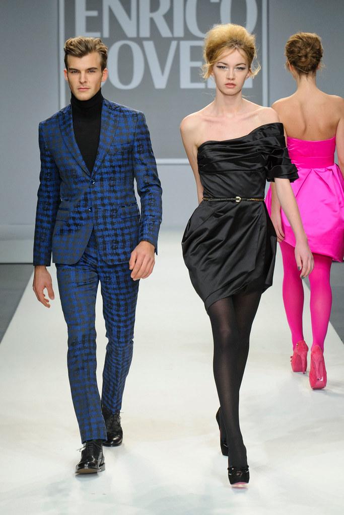 FW13 Milan Enrico Coveri023_Patrick Kafka(fashionising.com)