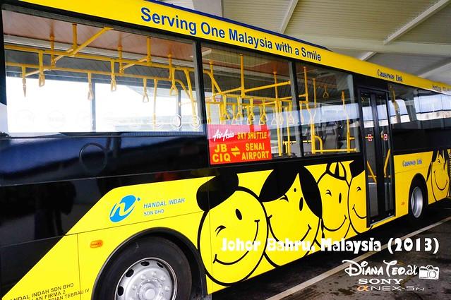 Handal Indah - JB Public Bus
