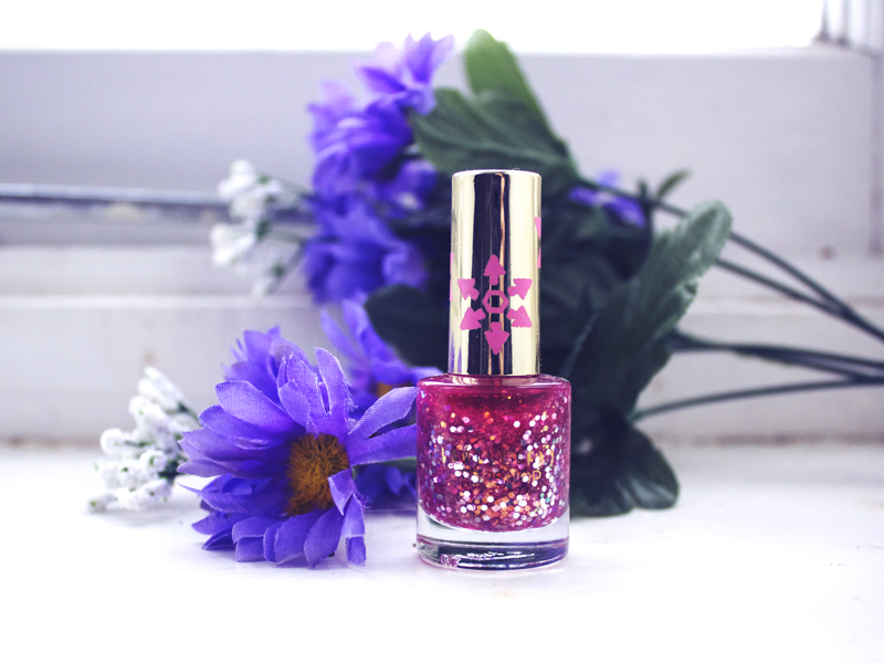Louise Grey for Topshop Pinch Punch Nail Varnish Review