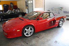 race car, automobile, ferrari 512, vehicle, automotive design, ferrari 348, ferrari testarossa, land vehicle, luxury vehicle, supercar, sports car,