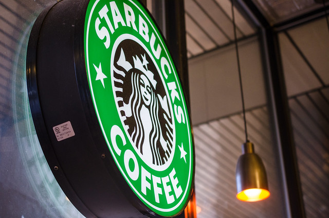 Starbucks in downtown DC