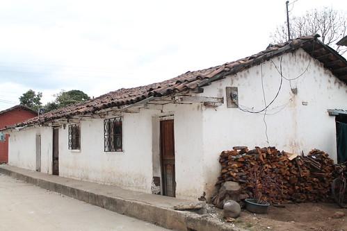 NOTICIAS : Las antiguas casas de Sipacapa, San Marcos