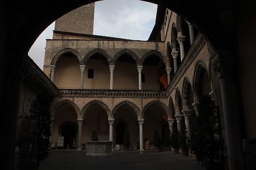 Tarquinia: Palazzo Vitelleschi