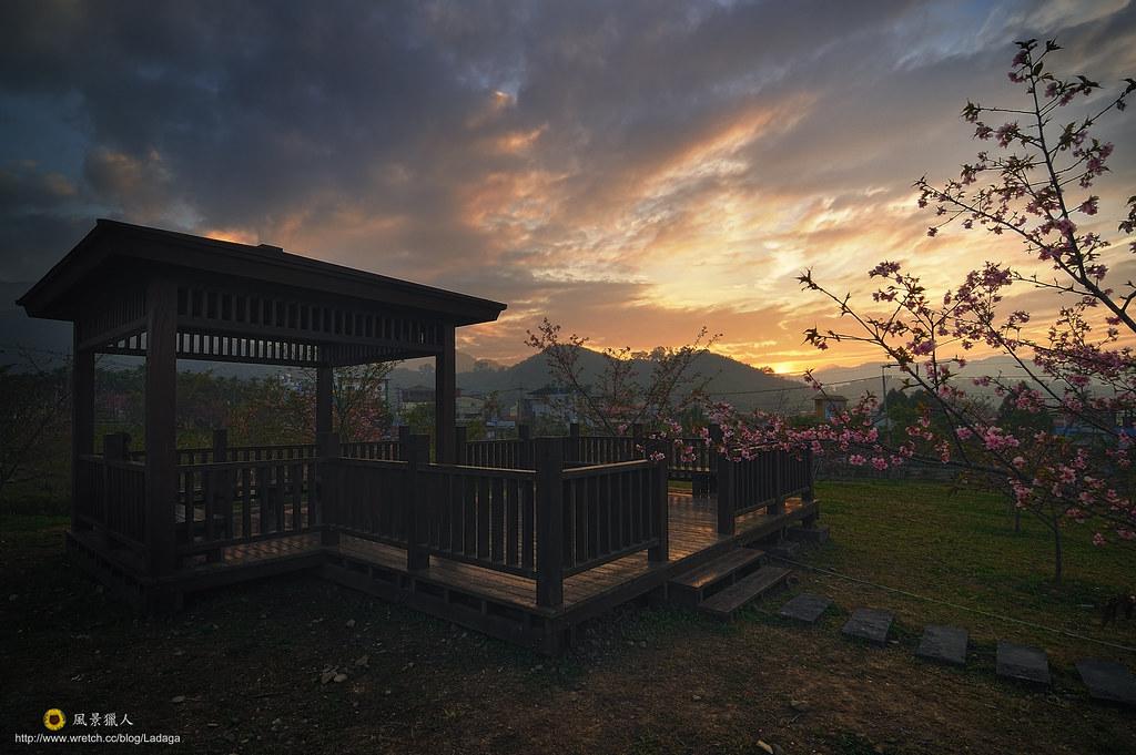日落櫻花亭