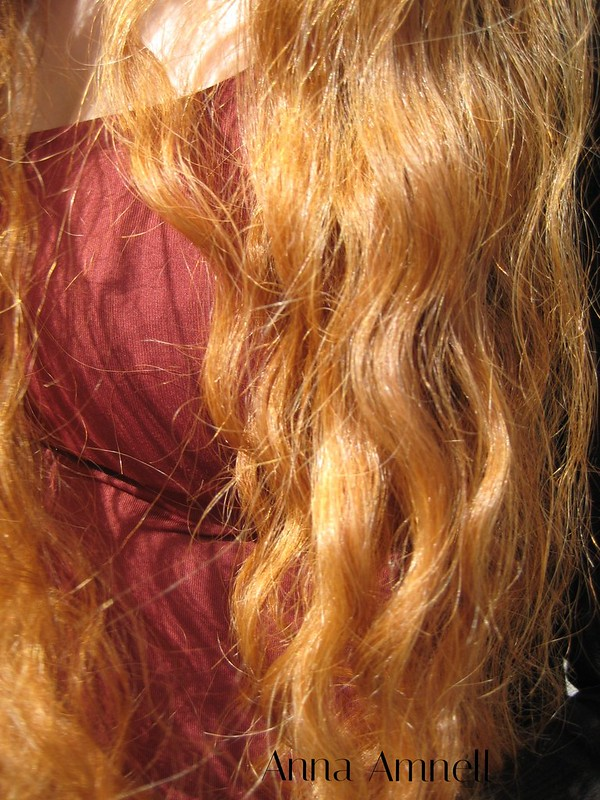 Lucian hiukset