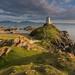 'Golden Llanddwyn' - Llanddwyn Island, Anglesey by Kristofer Williams