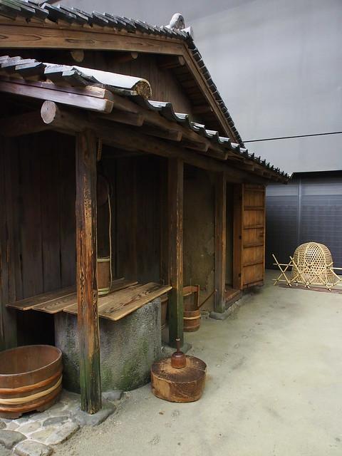 大阪生活今昔館-後門