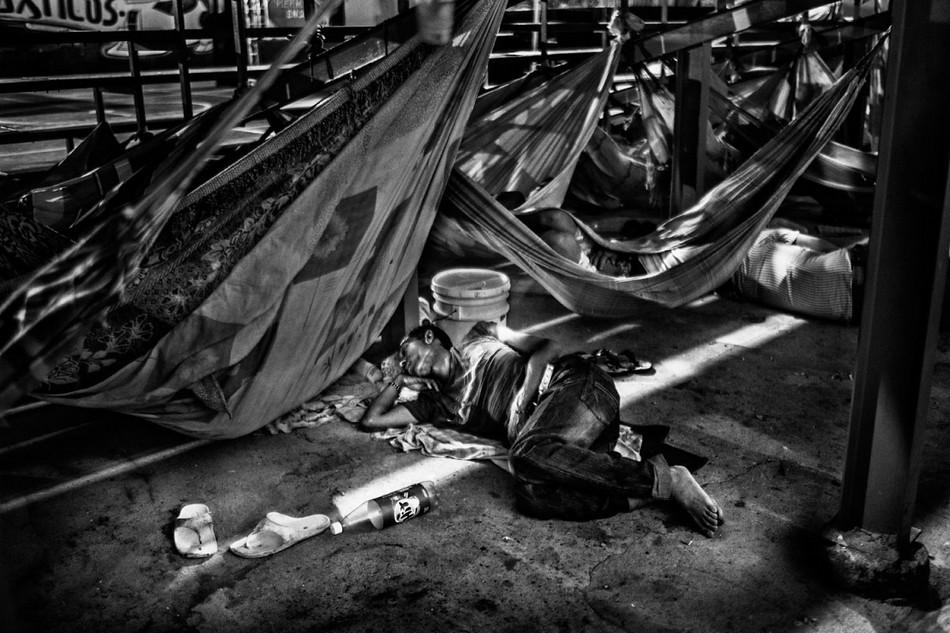 邊緣文化/委內瑞拉最危險監獄—牆內的混沌與罪惡7