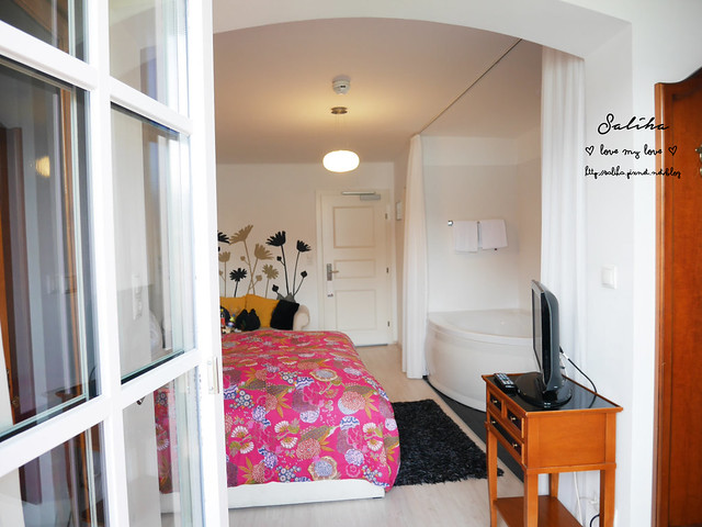 奧地利住宿Hotel Seevilla Wolfgangsee (12)