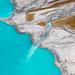 Alluvial Fan on Lake Louise by Brett Abernethy(www.brettabernethy.com)
