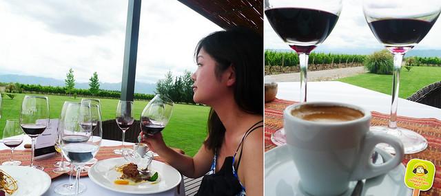 Bodega Ruca Malen Tasting Menu with wine pairing- Mendoza 5