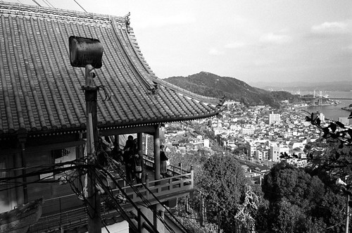 wow temple amazing view great zeissikon neopan400 seriously onomichi leicaelmarit28mmf28asph bwfp