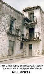 Casa de Federico.
