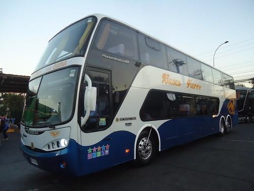 Buses Fierro | Nuevo Servicio.-