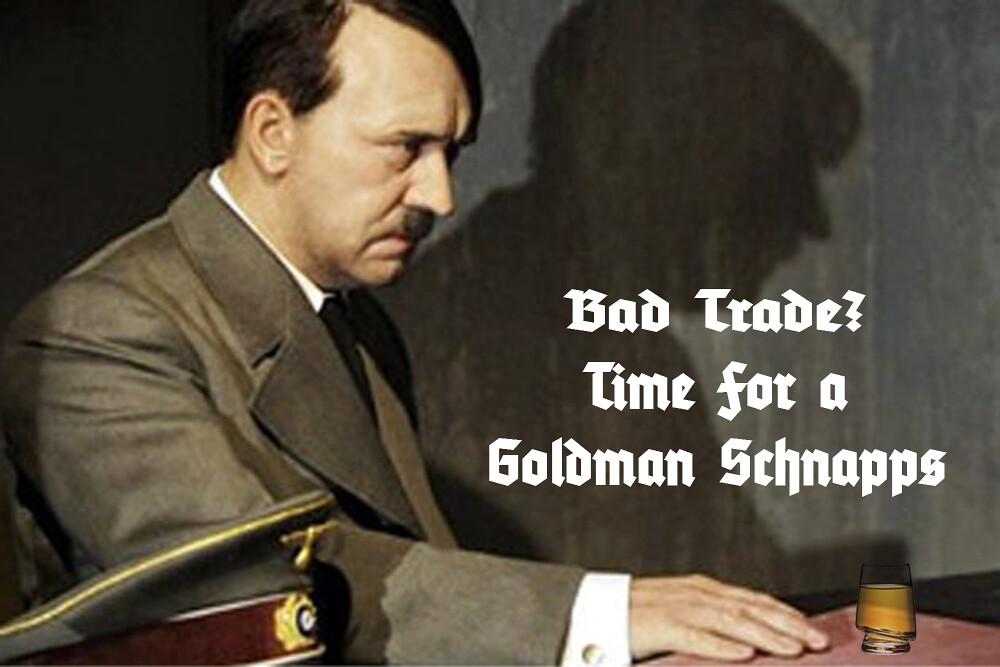 GOLDMAN SCHNAPPS AD