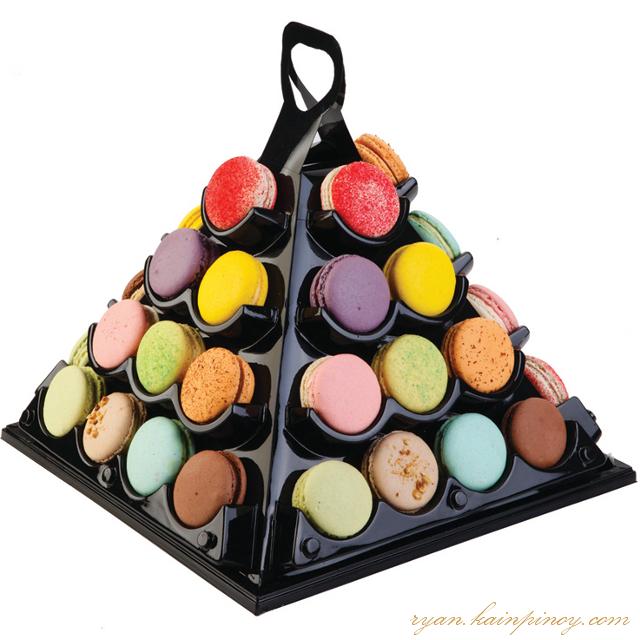 Macaron de Paris Pyramid 1