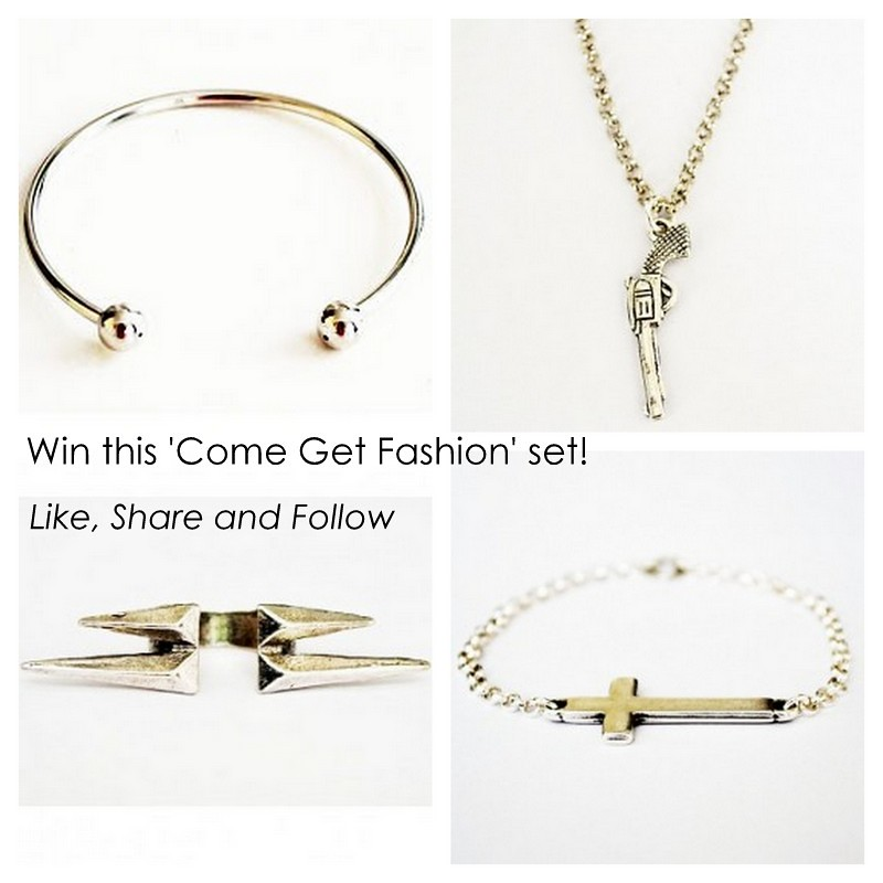 Giveaway come get fashion