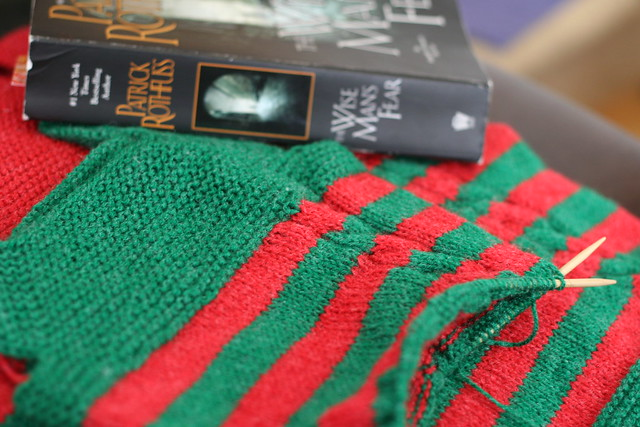 yarn along 12.12.12