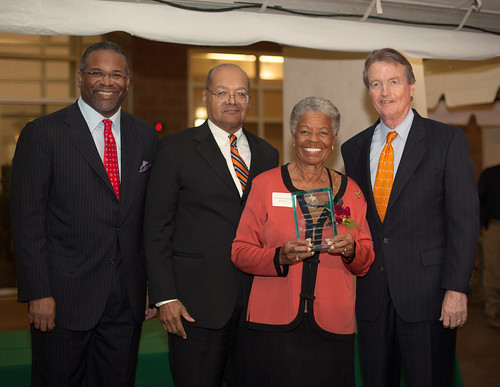 2012 UT Community Leadership Awards Ceremony