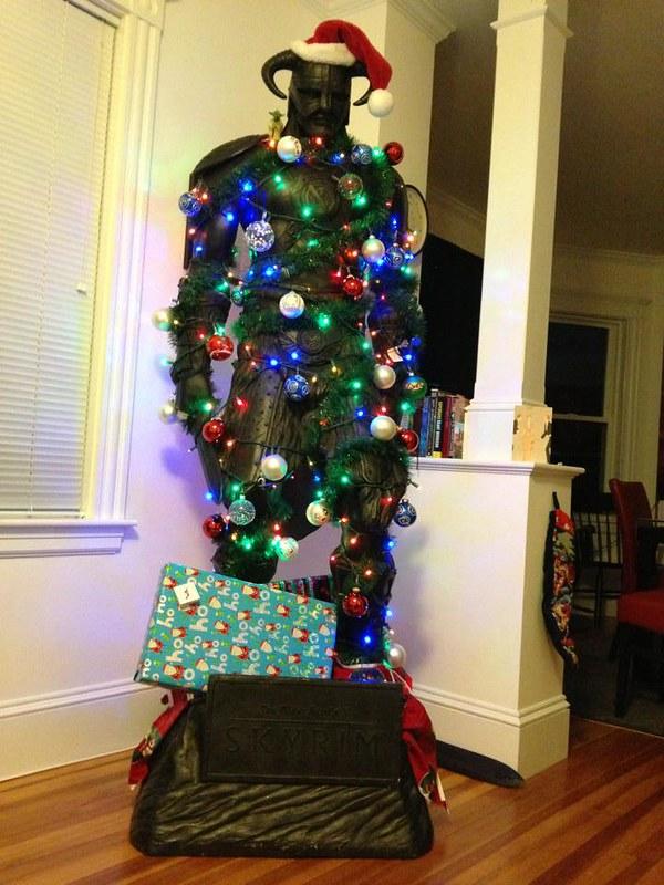 Navidad Skyrim