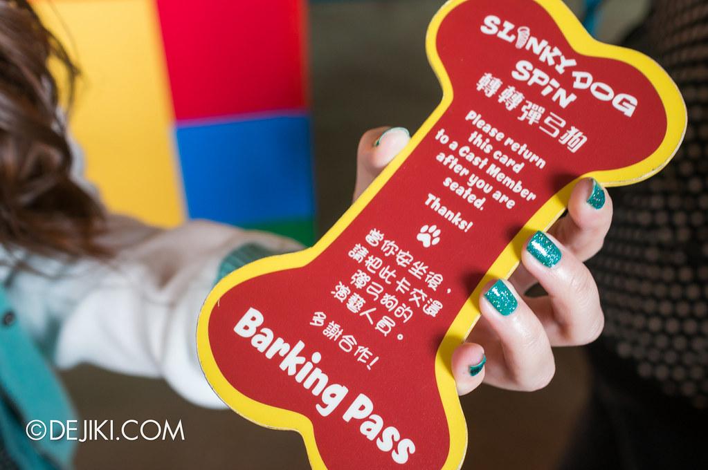 Slinky Dog Pass