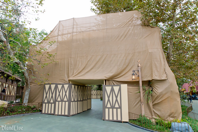 Fantasyland Theater Refurb