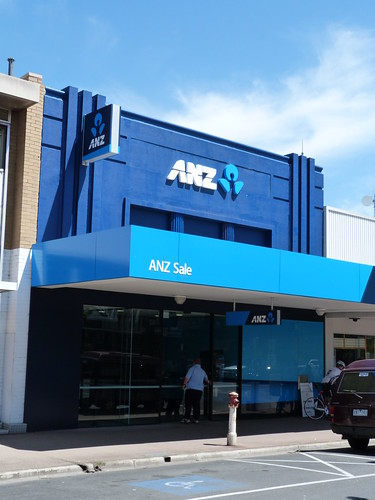 ANZ Bank, Sale
