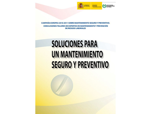 COMSA EMTE works on a European occupational safety campaign