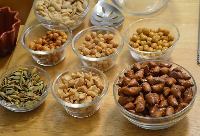Savory Party Snack Mix - My Halal Kitchen by Yvonne Maffei-