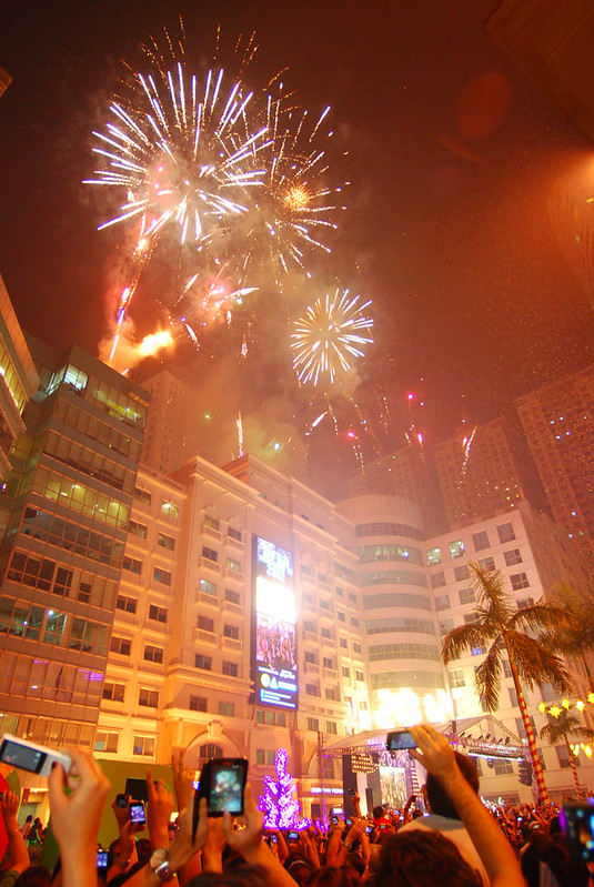 Eastwood Fireworks