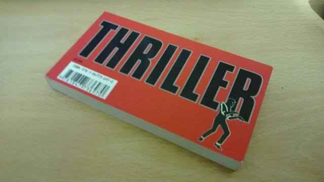 MJ Thriller Flip Book