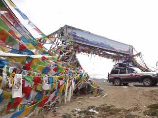 Lalung La 5050m Tibete