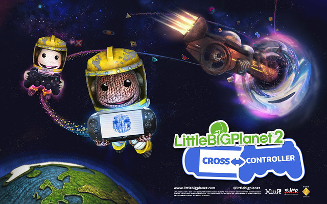 LittleBigPlanet-Cross Controller