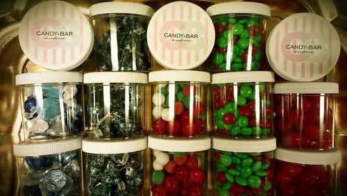 The CB, A Candy Bar
