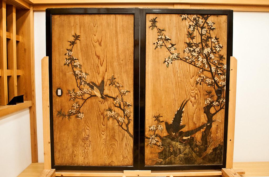 Kumamotojo Door